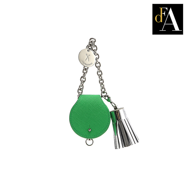 112 Tassel Blooming Green(Mirror Silver)