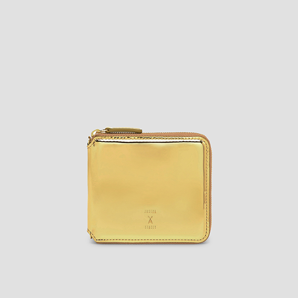 Easypass OZ Wallet Half Mirror Gold