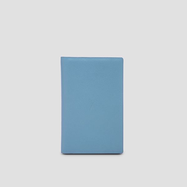 Easypass Flap It! Card Wallet Ceramic Blue