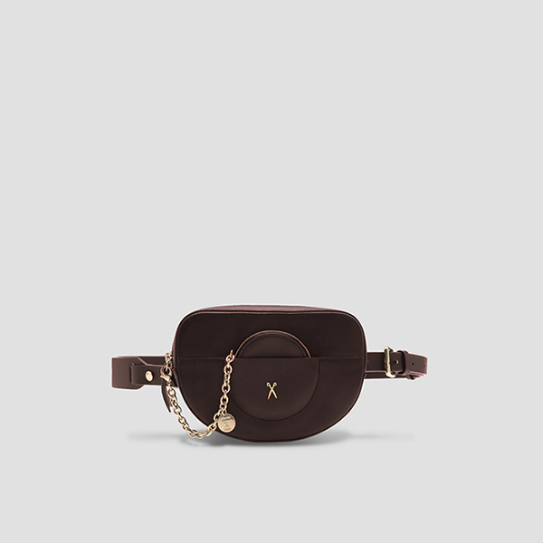 OZ Mini Belt Bag Cabernet Wine