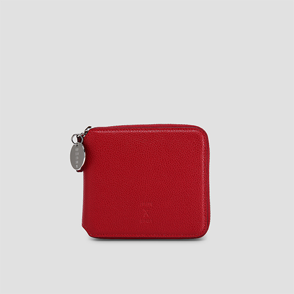 OZ Wallet Half Barbados Red
