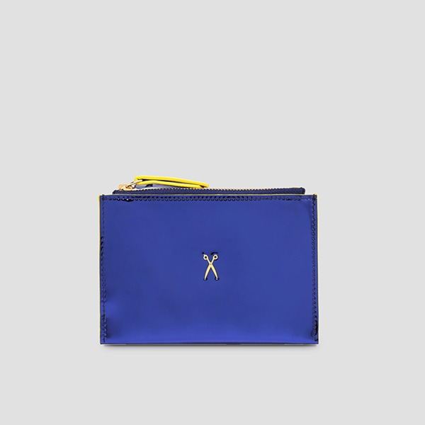 Easypass OZ Everyday Wallet Mirror Blue