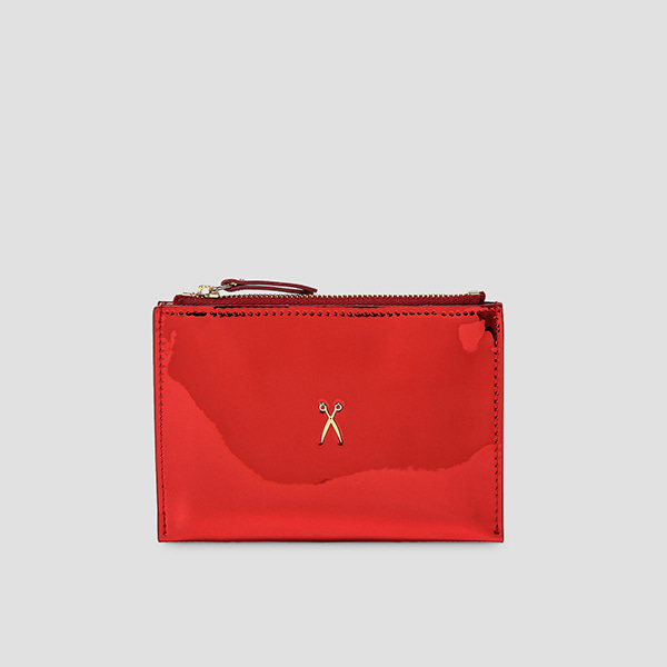 Easypass OZ Everyday Wallet Mirror Red