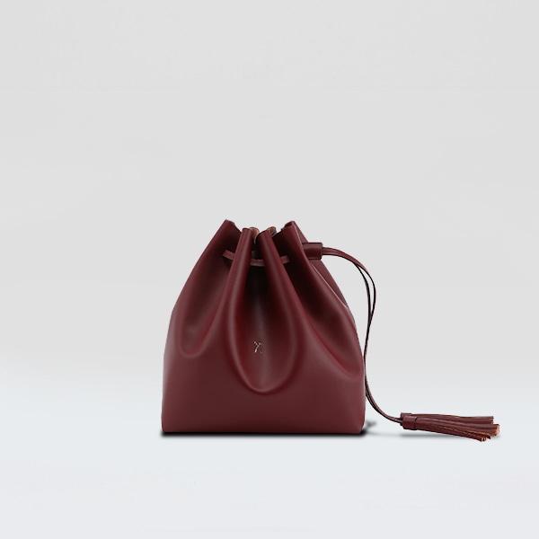 OZ Bucket Bag L Russet Brown