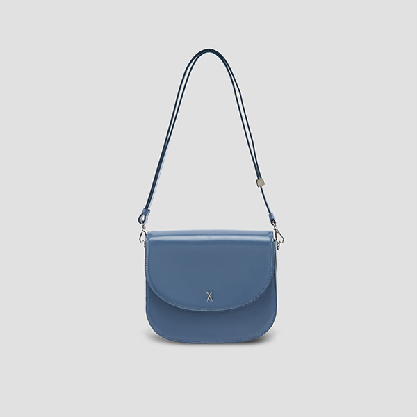 [EXID 하니 착용] Luna Disco Cross Bag British Blue