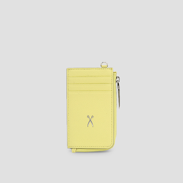 Easypass OZ Vertical Card Wallet Lime